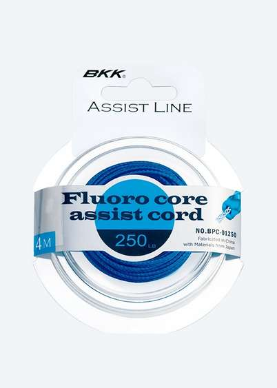 BKK FLUORO CORE ASSIST CORD