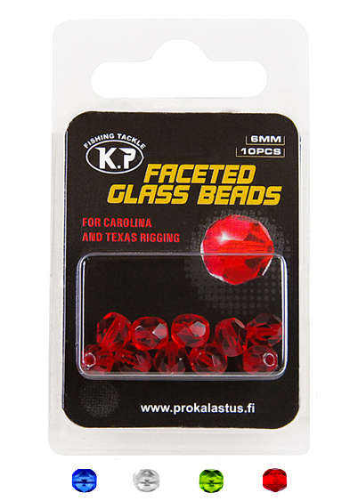 K.P Glass Bead